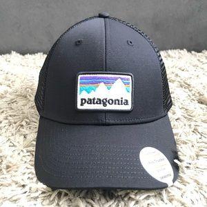 9ca9c46cbf1 Patagonia Accessories - Unisex Patagonia Shop Sticker LoPro Trucker Hat
